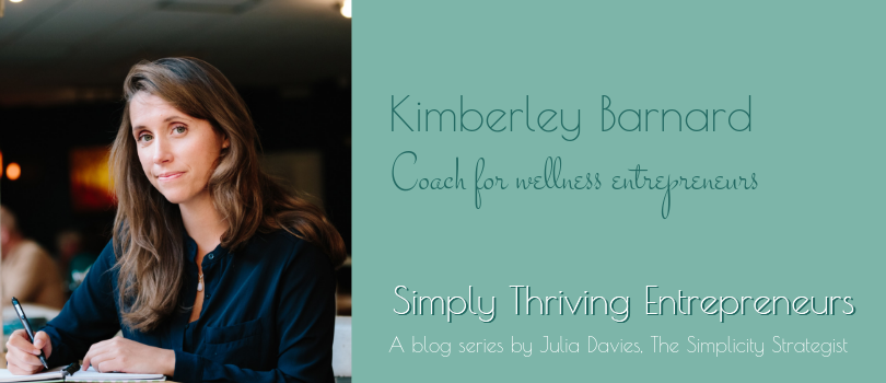 Simply Thriving Entrepreneurs _ Kim Barnard