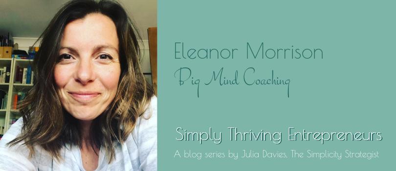 Simply Thriving Entrepreneurs_Eleanor Morrison