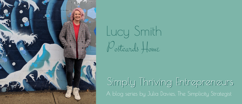 Simply Thriving Entrepreneurs Lucy Smith