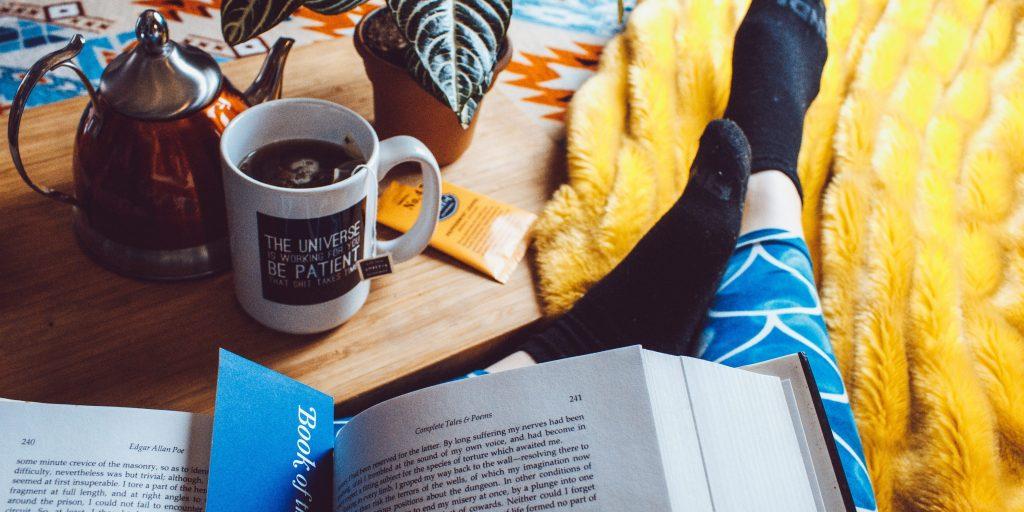 Simply thriving entrepreneurs book tea