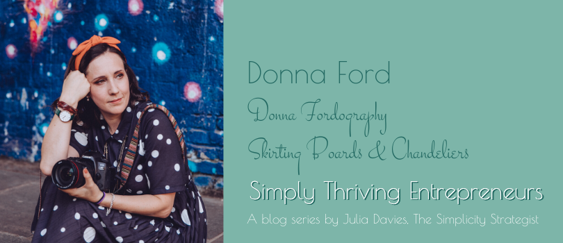 Simply Thriving Entrepreneurs - Donna Ford